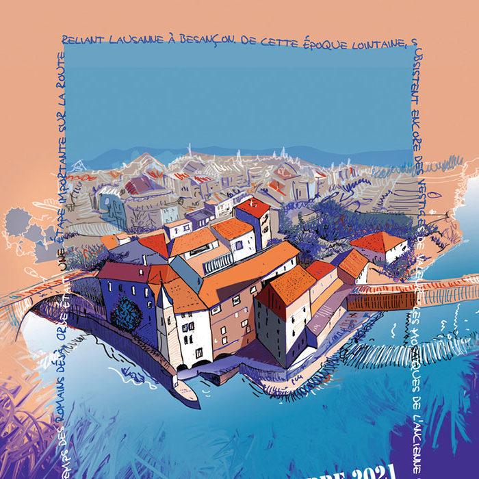 Création de l'affiche: Spiro Philippidis